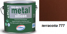 Vitex Heavy Metal Silicon Effect 777 Terracotta ...